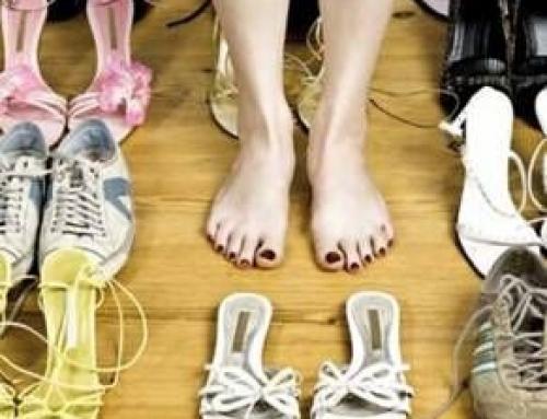 Lust auf etwas anderes als schicke Schuhe?